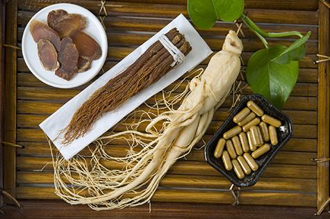 Korean Panax Ginseng