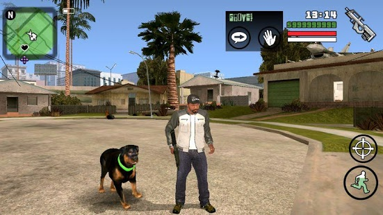 action games of gta series