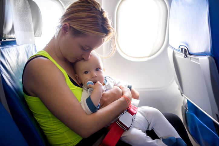 travel with your baby