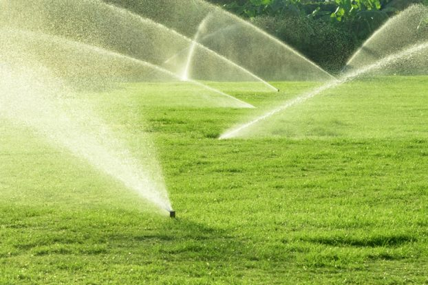 What will you get when you use an irrigation system in your home